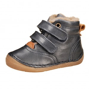 f640b88475c Dětská obuv Froddo Dark Blue  BF - Zimní