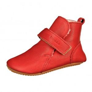 Dětská obuv Froddo Prewalkers red  *BF - Boty a dětská obuv