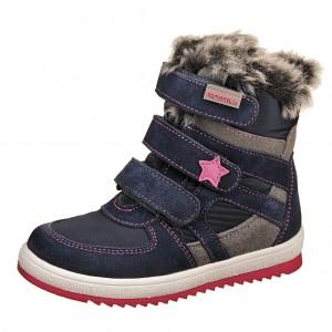 Dětská obuv Protetika Peny  navy - Boty a dětská obuv