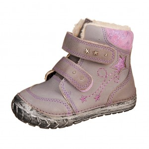 Dětská obuv D.D.Step  029-302B  Grey -  Zimní