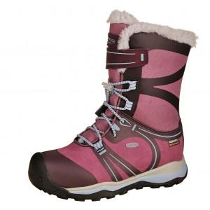 Dětská obuv KEEN Terradora Winter  WP  /win/tulipwood -  Zimní
