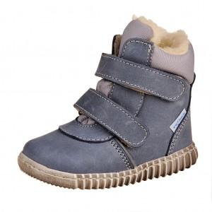 Dětská obuv Pegres 1706 zimní modré s.z. -