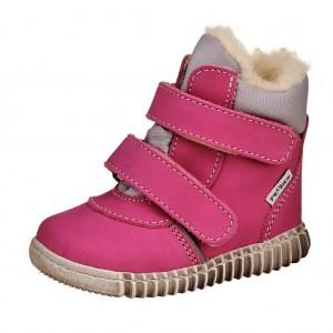 Dětská obuv Pegres 1706 zimní růžové s.z. -