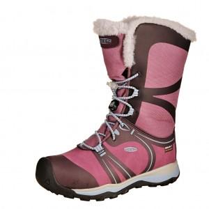 Dětská obuv KEEN Terradora Winter  WP  /win/tulipwood -