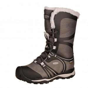 Dětská obuv KEEN Terradora Winter WP  /raven/vapor -