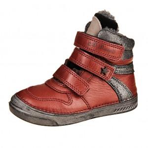 Dětská obuv D.D.Step  040-432BM Rapsberry -  Zimní
