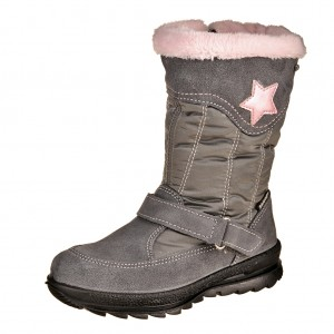 Dětská obuv Santé OR/IC34211 TEX  /šedé -