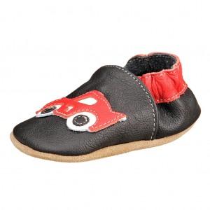 Dětská obuv Capáčky - BaBice Autíčko *BF -  První krůčky