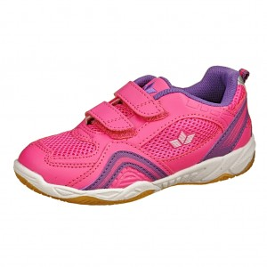 Dětská obuv LICO Enjoy V   pink/lila -  Sportovní