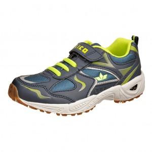 Dětská obuv LICO BOB VS    marine/lemon -  Sportovní
