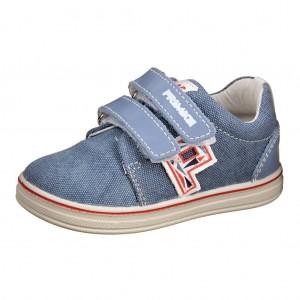 Dětská obuv PRIMIGI 3373900  jeans - Boty a dětská obuv