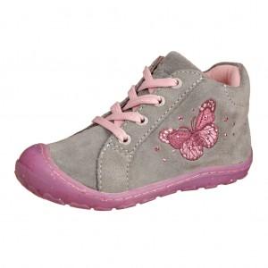 Dětská obuv Lurchi Gitti  /grey - Boty a dětská obuv