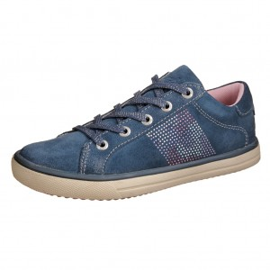 Dětská obuv Lurchi Shirin  /jeans - Boty a dětská obuv