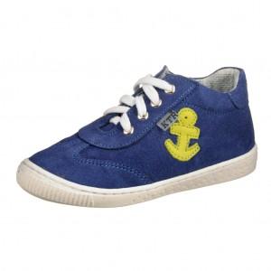 Dětská obuv KTR 190/K  modrá - Boty a dětská obuv