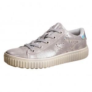 Dětská obuv Lurchi Nelia  /silver - Boty a dětská obuv