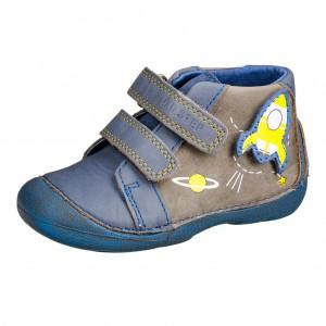 Dětská obuv D.D.Step  015-169 Sky blue  *BF - Boty a dětská obuv