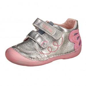 Dětská obuv D.D.Step  015-167a  Grey  *BF - Boty a dětská obuv