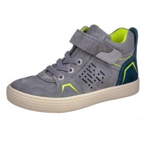 Dětská obuv Lurchi Haeold  /grey  WMS W - Boty a dětská obuv