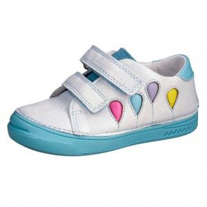 Dětská obuv D.D.Step  040-434M White -  Celoroční