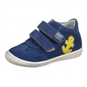 Dětská obuv KTR 190/V/K/  modrá - Boty a dětská obuv