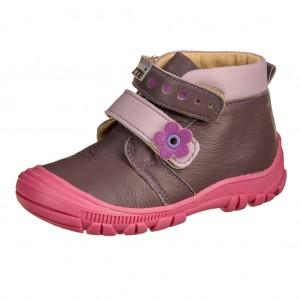 Dětská obuv KTR 166   /švestka - Boty a dětská obuv