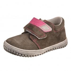 Dětská obuv Jonap B1V šedo růžové   *bf - Boty a dětská obuv