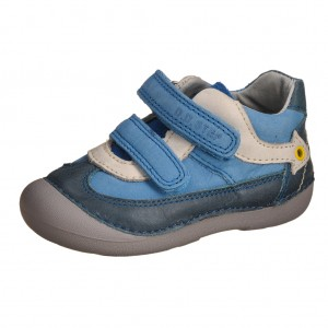 Dětská obuv D.D.Step  015-168  Calypso sky *BF -  Celoroční