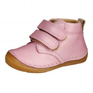 Dětská obuv Froddo Dark Pink  *BF - Boty a dětská obuv