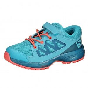 Dětská obuv Salomon XA Elevate K  /bluebird - Boty a dětská obuv