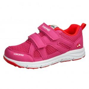 Dětská obuv VIKING ODDA  /magenta/red - Boty a dětská obuv
