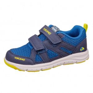 Dětská obuv VIKING ODDA  /navy/lime -