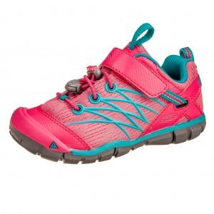 Dětská obuv KEEN Chandler   /bright pink/lake green -  Sportovní