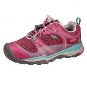 Dětská obuv KEEN Terradora LOW WP  /boysenberry/red violet -  Sportovní
