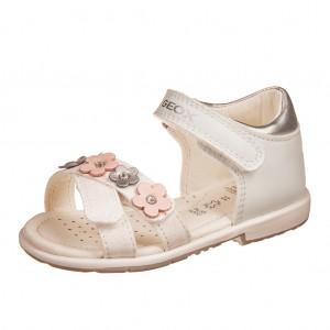 Dětská obuv GEOX Verred /white - X...SLEVY  SLEVY  SLEVY...X