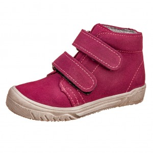 Dětská obuv Boots4U T119SV viola  *BF -  Celoroční