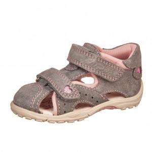 Dětská obuv Lurchi MOMO  /grey - Boty a dětská obuv