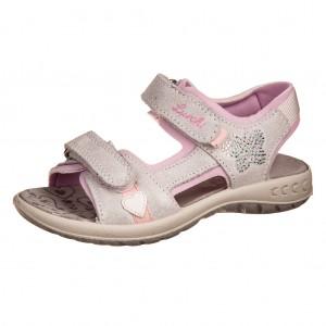 Dětská obuv Lurchi FIA  /silver - Boty a dětská obuv