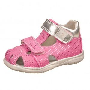 Dětská obuv Sandálky Richter 2602  /passion/silver - Boty a dětská obuv