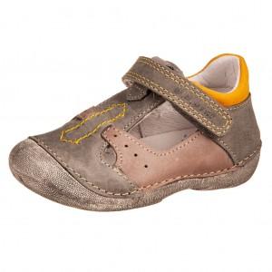 Dětská obuv D.D.Step  015-175B   Grey  *BF -  Celoroční