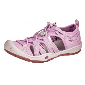 Dětská obuv KEEN Moxie sandal   lupine/vapor -  Sandály
