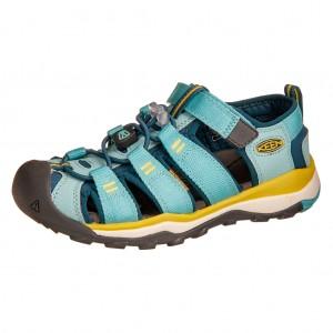 Dětská obuv KEEN Newport Neo H2 /aqua see/legion blue -  Sandály