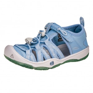 Dětská obuv KEEN Moxie sandal   powder blue/vapor - X...SLEVY  SLEVY  SLEVY...X