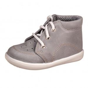 Dětská obuv Boots4U T014 šedá  *BF -  Celoroční