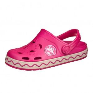 Dětská obuv Coqui   /magenta/stone - Boty a dětská obuv