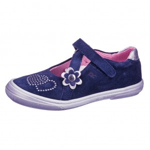 Dětská obuv Richter 3011  /atlantic/silver -  Pro princezny
