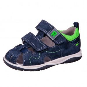 Dětská obuv Sandálky Richter 2603  /atlantic/neon green -