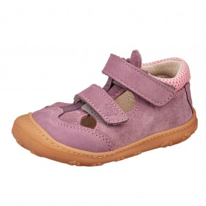 Dětská obuv Ricosta EBI  /purple  *BF WMS M -  První krůčky