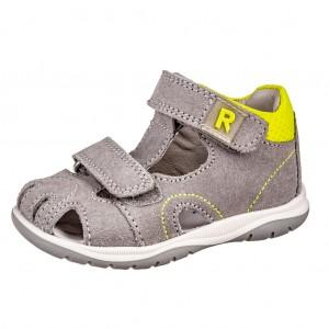 Dětská obuv Sandálky Richter 2602  /rock/neon yellow -