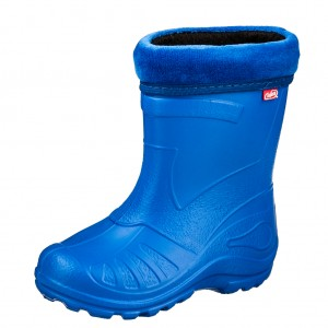 Dětská obuv Gumovky modré - Gumovky
