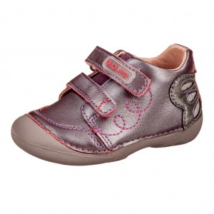 Dětská obuv D.D.Step  015-167  Violet  *BF -  Celoroční